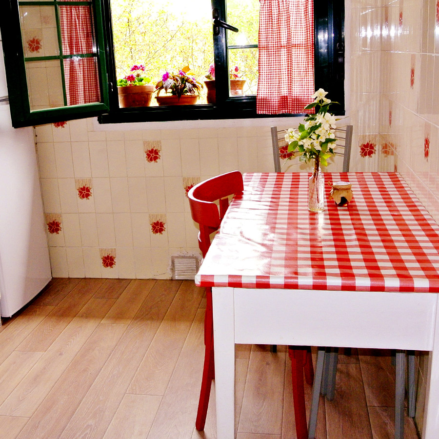 Alojamiento rural para dos personas la casa amarilla for Casa amarilla la serena
